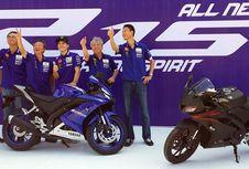Vinales Kenalkan Yamaha 'All New' R15 di Sentul