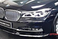 Mengenal Gril 'Buka-Tutup' pada BMW Seri-7