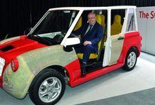 """Mobil Ramah Lingkungan Paling """"Aneh"""" di Geneva"""