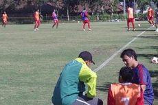 Timnas U-23 Dijamu Wali Kota Blitar