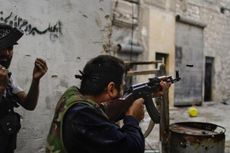 400 Tentara Bayaran Rusia Ikut Perang di Suriah