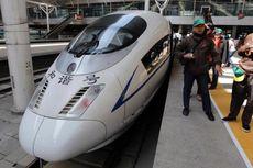 China Garap Kereta Cepat, Pemerintah Diminta Superhati-hati