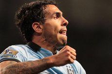 Juventus Capai Kesepakatan dengan Tevez?