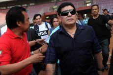 Inilah Jadwal Kegiatan Maradona di Surabaya
