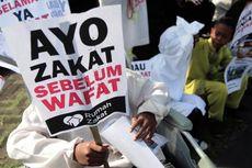 Baznas: Pembayaran Zakat di Indonesia Hanya 1,3 Persen dari Potensi