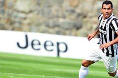 Tevez Sulit Beradaptasi di Serie-A