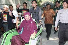 Ahmad Dhani Kayuh Becak untuk Khofifah