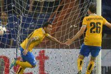 Tevez Bawa Juventus Tekuk Sampdoria
