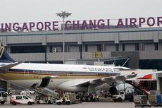 Bandara Changi Bangun Terminal Terbesar di Dunia