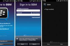 Kapan Indonesia Bisa Unduh BBM untuk Android dan iPhone?