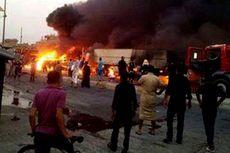Dua Bom Meledak di Pemakaman Warga Syiah Irak, 57 Tewas