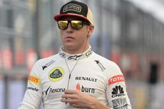 Lotus Kembali Mendapatkan Komitmen Raikkonen