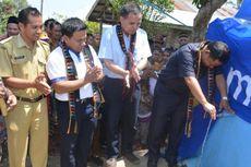 Diresmikan, Sarana Air Bersih Bantuan Kompas di Manggarai Timur