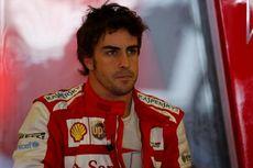 Alonso Bertekad Bawa Ferrari Kalahkan Mercedes