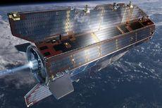 Satelit GOCE Mulai Masuki Atmosfer Bumi