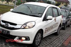 Penjualan Honda Mobilio Tembus 10.000 Unit per Bulan
