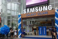 Ini Kado Samsung untuk Jokowi
