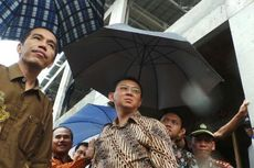 Jawaban Jokowi Saat Ditanya tentang Menyiapkan Ahok Jadi Gubernur
