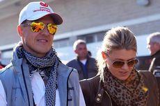Schumacher Pulang dari Rumah Sakit