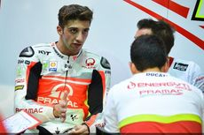 Iannone dan Dovizioso Berjaya pada Latihan Ketiga di Misano