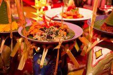Masakan Tradisional Berbalut
