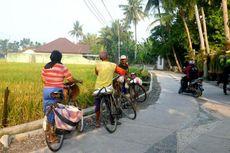 Tren Liburan ke Yogyakarta, Menginap di Desa Wisata