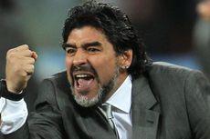 Maradona Siap Jadi Wakil Presiden FIFA