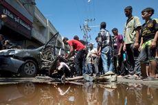 Serangan Udara Israel di Gaza, 13 Tewas