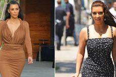 Bokong Kim Kardashian Laris Jadi Acuan Operasi Plastik