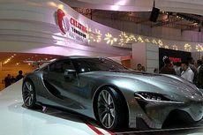 Toyota Patenkan Nama Penerus Supra