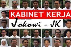 Inilah Susunan Kabinet Kerja Jokowi-JK