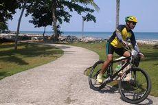 Tanjung Lesung Fun Triathlon, Berkompetisi Sambil Menikmati Keindahan Alam