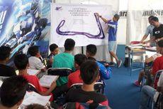 Edukasi untuk Rider Pemula di Sirkuit Maguwoharjo