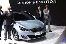 Peugeot Lepas 508 dan 308 Baru di Guangzhou