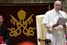 Paus Fransiskus Lancarkan Kritik Tajam kepada Vatikan dalam Pidato Pra Natal