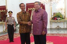 Jokowi dan SBY Disebut Sedang Atur Jadwal Pertemuan