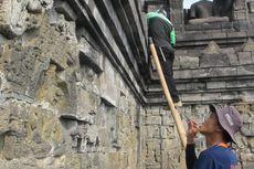 Malam Ini, Candi Borobudur Bakal Gelap Gulita