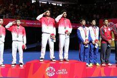Medali Emas Hasil