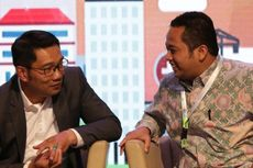 Ridwan Kamil Ajak Coder Gabung Bandung Smart City