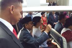 Megawati-Boediono Kompak Hadir di Istana, SBY Absen