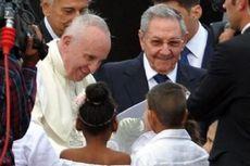 Kunjungan Paus Fransiskus di Kuba dan Harapan Perdamaian Dunia...