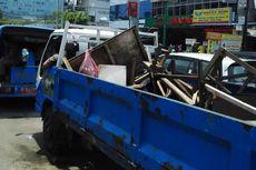 Kawasan Pasar Benhil Disterilkan, Parkir Sembarangan Denda Rp 500.000 Sehari