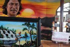 Lukisan Terbalik ala Belitung