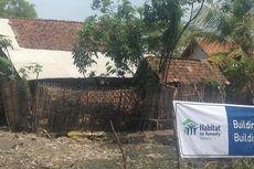 Sepuluh Tahun, Syamsul Terpaksa Tinggal di Gubuk Reyot