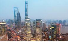 Asia, Pusat Pencakar Langit Dunia