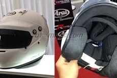 Helm Dipakai Mudik, Jangan Lupa Dibersihkan