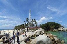 Dilema Penjaga Pulau dan Eksotisme Utara Belitung