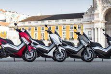 Gelar Eksportir Motor Terbesar Masih Milik Yamaha
