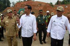 Ke Wasior, Jokowi Terbang dengan Heli