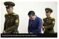 Curi Rahasia Militer Korea Utara, Warga AS Minta Maaf di Televisi